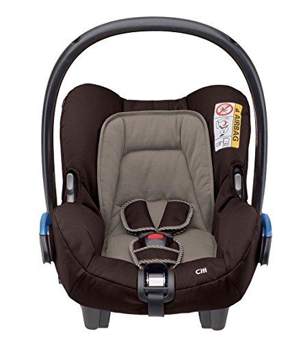 Maxi-Cosi Citi Babyschale, Kinderautositz, Auto-Kindersitz Gruppe 0+, braun - 2