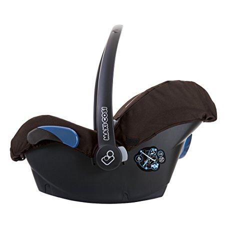 Maxi-Cosi Citi Babyschale, Kinderautositz, Auto-Kindersitz Gruppe 0+, braun - 5