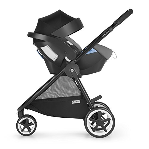 Cybex Gold Aton 5, Autositz Gruppe 0+ (0-13 kg), Kollektion 2017, midnight blue - 9