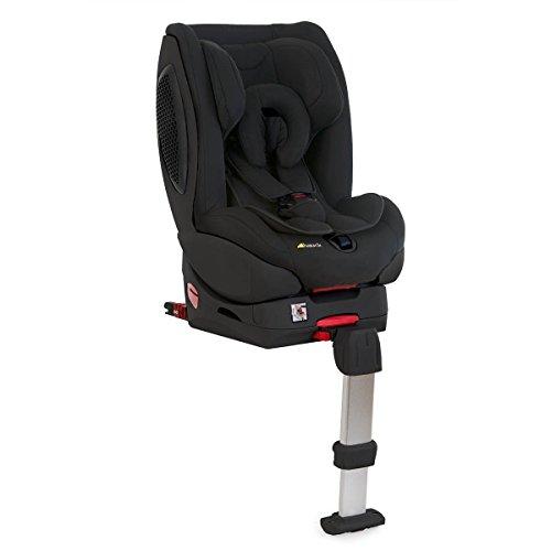 Hauck 4007923609156 Reboard-Kindersitz Varioguard Plus inklusive Isofix Basis, schwarz