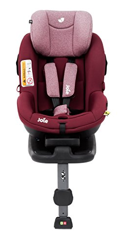 Joie i-Anchor Advance Reboard Sitz Merlot (ohne Isofix Base)