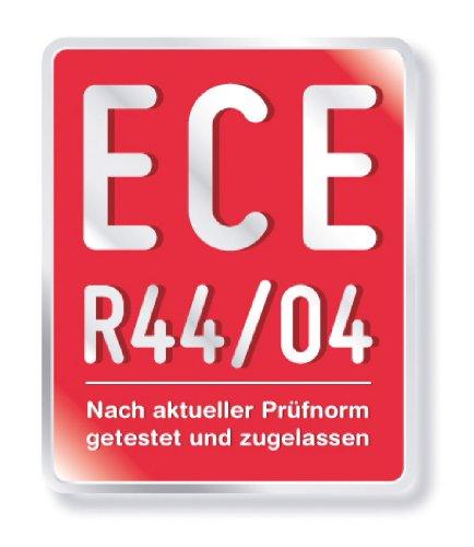 Osann 101-119-97 Kinderautositz SafetyONE Night, 0 bis 18 kg, ECE Gruppe 0 / 1, von Geburt bis circa 4 Jahre, reboard bis 10 kg nutzbar - 2