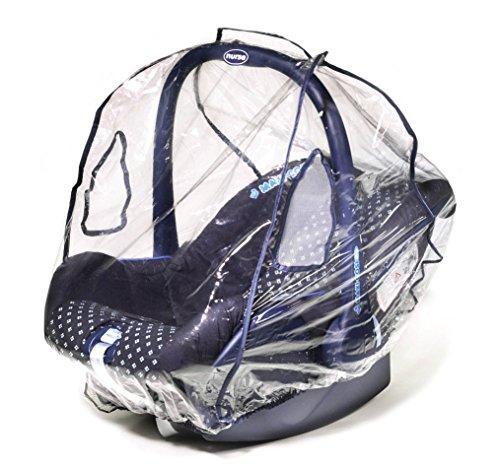 Reer 70538 - Regenschutz für Babyschale - 2