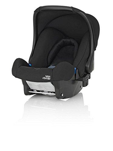 Britax Römer Babyschale Baby-Safe, Gruppe 0+ (Geburt - 13 kg), Kollektion 2018, cosmos black