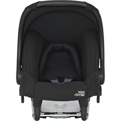 Britax Römer Babyschale Baby-Safe, Gruppe 0+ (Geburt - 13 kg), Kollektion 2018, cosmos black - 2