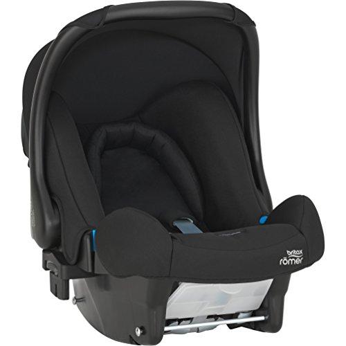 Britax Römer Babyschale Baby-Safe, Gruppe 0+ (Geburt - 13 kg), Kollektion 2018, cosmos black - 3