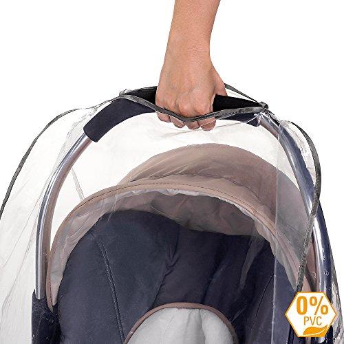 DIAGO 30000.72653 Regenschutz Babyschale - 4