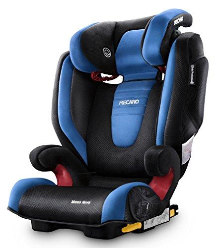 RECARO Monza Nova 2 Seatfix Autositz Gruppe 2/3 (15-36 kg), saphir