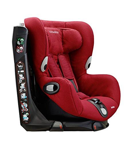 Maxi-Cosi Axiss - drehbarer Kindersitz, Gruppe 1 (9-18 kg), robin red - 2