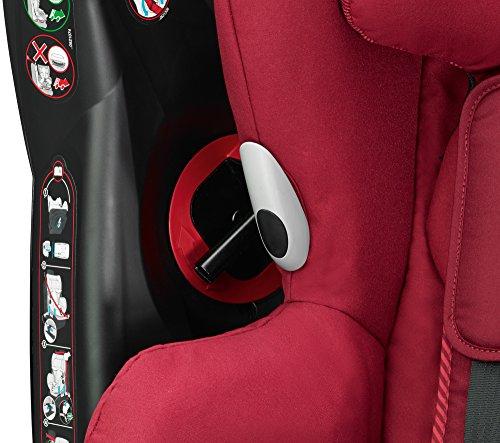 Maxi-Cosi Axiss - drehbarer Kindersitz, Gruppe 1 (9-18 kg), robin red - 4
