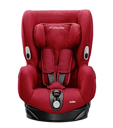 Maxi-Cosi Axiss - drehbarer Kindersitz, Gruppe 1 (9-18 kg), robin red - 6