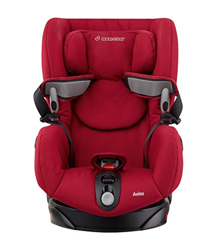 Maxi-Cosi Axiss - drehbarer Kindersitz, Gruppe 1 (9-18 kg), robin red - 7