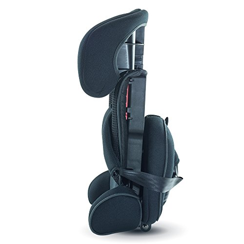 Urban Kanga Kindersitz / Autositz Reise Tragbar und Faltbarer Gruppe 1, 9–18 kg (Schwarz) - 4