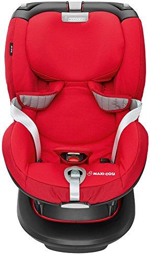 Maxi-Cosi Rubi XP Autokindersitz mit optimalem Seitenaufprallschutz und höhenverstellbarer Kopfstütze, Gruppe 1 (ab 9 Monate bis ca. 4 Jahre, 9-18 kg), rot - 3