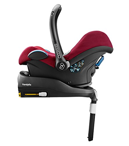 maxi cosi cabriofix babyschale gruppe 0 0 13 kg robin red ohne isofix station auto. Black Bedroom Furniture Sets. Home Design Ideas