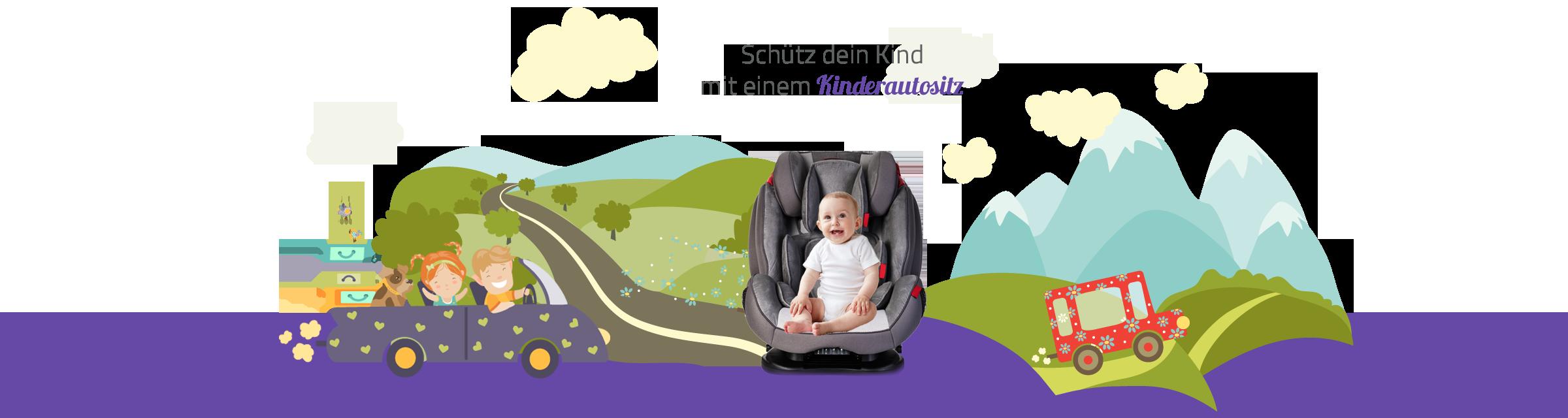 kinder autositze lass dein kind sicher im auto sitzen. Black Bedroom Furniture Sets. Home Design Ideas