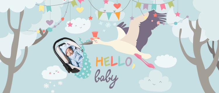 Babyschale Logo