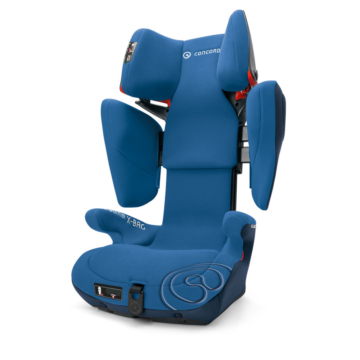 Concord Kindersitz TRANSFORMER X-BAG Ocean Blue, Gruppe 2,3