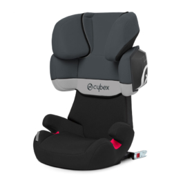 Cybex Kindersitz Solution X2-Fix Gray Rabbit, Gruppe 2,3