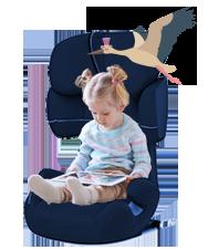 Kindersitz für mittelgroßes Kind online kaufen
