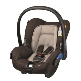 Maxi-Cosi Babyschale Citi 2016 Earth Brown, Gruppe 0+