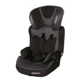 OSANN Kindersitz Lupo Isofix Nero, Gruppe 1,2,3