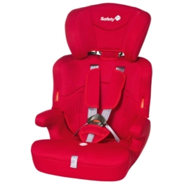 Safety 1st Kindersitz Ever Safe Full Red Gruppe 1,2,3